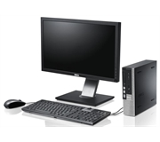 Dell Optiplex 790 I5 2nd Gen 3.1 Ghz Quad Core PC Unit + 20 Inch Monitor W10