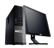 Dell Optiplex 790 I5 2nd Gen 3.1 Ghz Quad Core PC Unit + 20 Inch Monitor