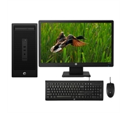 HP 280 G2 Buisness PC I5 6th Gen 3.2 Ghz Quad Core PC Unit + 20 Inch Monitor