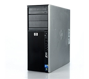 HP Z400 Workstation Xeon 3.06 Ghz Quad Core PC Unit