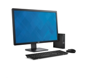 Dell Optiplex 3050 I5 6th Gen 2.5 Ghz Quad Core Ultra Small PC + 22 Inch Monitor