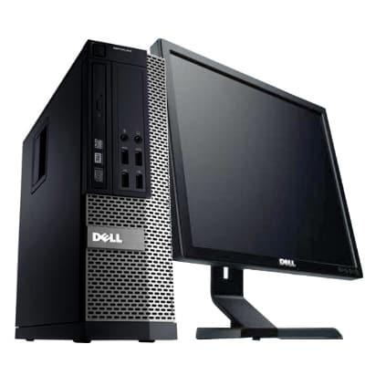 Dell Optiplex 790 I5 2nd Gen 3 1 Ghz Quad Core PC Unit + 19