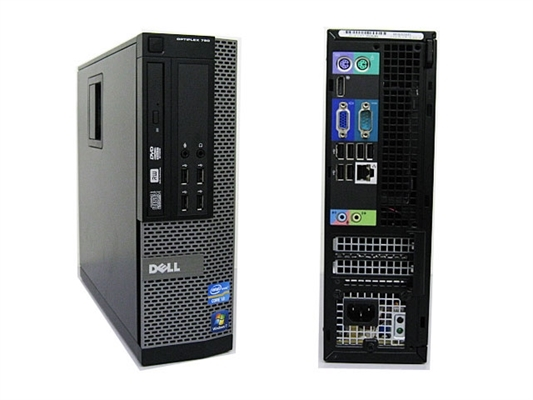 Dell Optiplex 790 I5 2nd Gen 3.1 Ghz Quad Core PC Unit + Solid State Drive