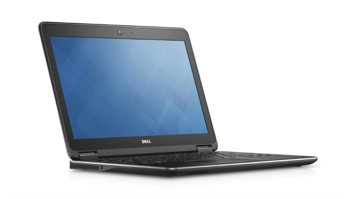 Dell Latitude E7250 I5 5th Gen 2.3 Ghz Dual Core Laptop + Solid State Drive