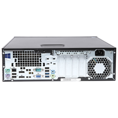 HP ProDesk 600 G1 I5 4th Gen 3.2 Ghz Quad Core PC Unit + Solid State Drive