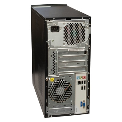 Hewlett Packard 500b Intel Pentium Dual Core 3.2 Ghz Tower Unit