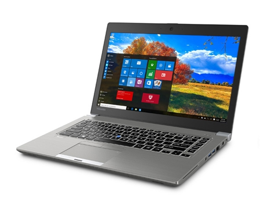 Toshiba Tecra Z40 I5 4th Gen 1.7 Ghz Laptop + SSD Drive